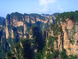 Yuanjiajie Scenery Pictures
