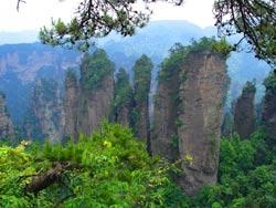 Five Fingers Peak Scenery Pictures