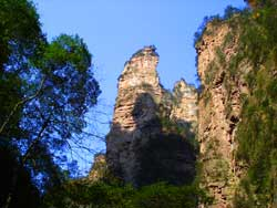 The Peak of Mother and Child Scenery Pictures