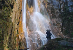 Dragon Spring Waterfall Scenery Pictures